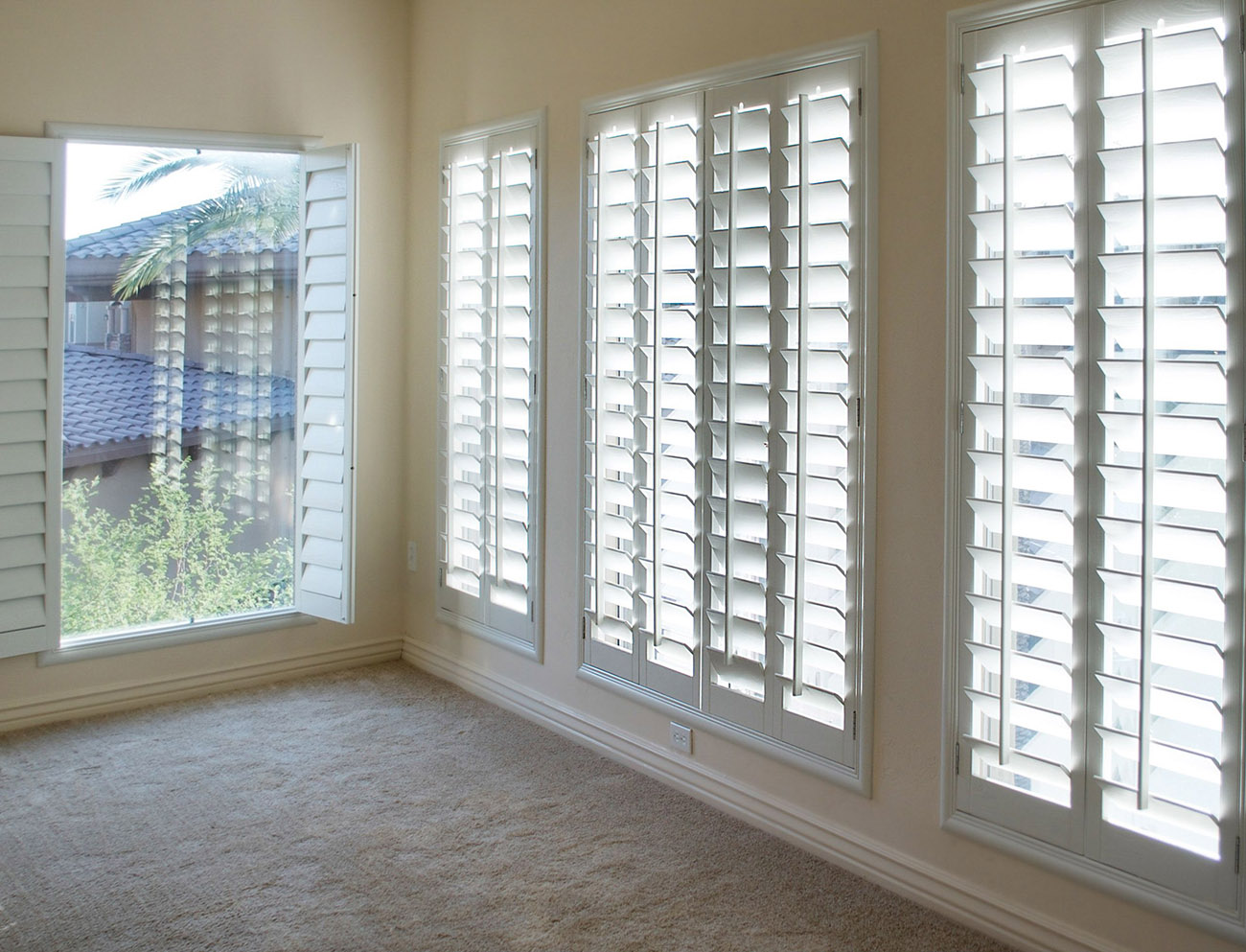 Made Measure Shutters